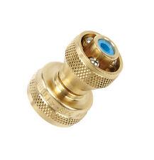 Bulls-Eye  Adjustable  Hose Nozzle  Brass