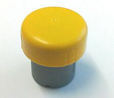 Thetford C200 C2 C3 C4 Cassette Toilet Measuring Dump Cap Yellow 2581078