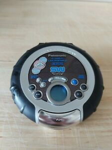Panasonic SL-SW951C Shockwave Portable CD Player Used Working