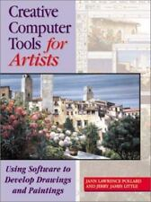 Creative Computer Tools for Artists: Using Software to Develop Drawings and