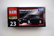 Takara Tomy TOMICA PREMIUM 23 Mitsubishi Lancer GSR Evolution III 1:61 DIECAST