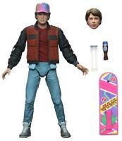 Zurück in die Zukunft 2 Ultimate Actionfigur Marty