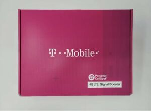 """New T-Mobile 4G LTE CellSpot Signal Booster  """"for T-Mobile only"""""""