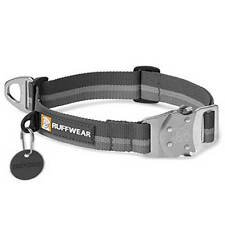 Ruffwear Top Rope Dog Collar Twighlight Grey Gray Large