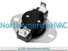 Universal 190 Degree Snap Disc Limit Switch Electric Furnace Air Handler Dryer