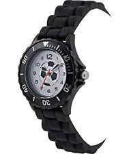 Boy's Tikkers Black Football Watch/White dial KIDS Birthday Party Bag ARGOS SALE