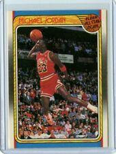 1988-89 Fleer #120 MICHAEL JORDAN All Star Team - Chicago Bulls
