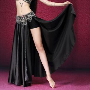Sexy Festival skirt Belly Dance 2 slits Skirt Dancing Costume Carnival skirt