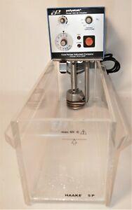 Cole-Parmer Polystat 1252-00/2 Circulator with Haake 5P Bath