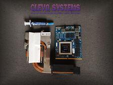 NVIDIA GTX 970 M 6 Go MXM 3.0b + W VGA Master for Clevo PC Portables ✔