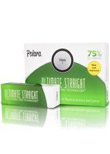 Brand new POLARA ULTIMATE STRAIGHT GOLF BALLS 75% Correcting (3 Balls) 1 Sleeve.