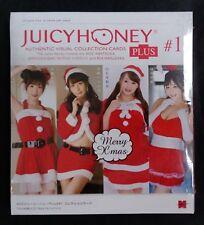 2018 Juicy Honey Plus #1 * SEALED BOX * Moe, Jessica, Marina & Mia