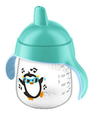 Philips Avent My Little Sippy Cup Teal 9 oz. Sealed Fresh