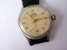 Rare Russian SPORTIVNIE 1MChZ With Hack Wrist Watch USSR 1950's