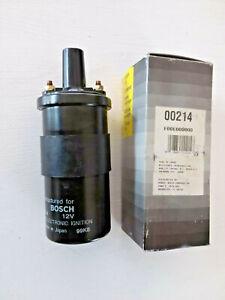 New Genuine OEM Bosch 00214 Ignition Coil  Fits Subaru Isuzu Suzuki