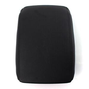 Front Center Armrest Cover Fits Audi  A4B8 2008-2012 Black Style