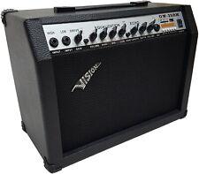 (E-) Gitarrenverstärker VON MSA ! 65WATT ! DISTORTION_TUNER_MIKRO_SD_AUX_REVERB