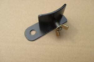 GRISWOLD CIRCULAR SOCK KNITTING MACHINE RIBBER MOUNTING/PARKING  BRACKET/POST