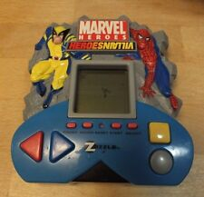 Hand Held Travel LCD Game Retro Marvel Heroes & Villians Electronic 2006 Zizzle