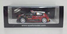 Citroen C3 WRC Rally Monte Carlo 2017 Stéphane Lefebvre Version notte Spark 1/43