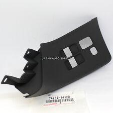 NW OEM TOYOTA 93-98 Supra LEFT DRIVER DOOR WINDOW SWITCH PANEL 74232-14120 BLACK