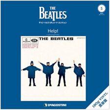 Beatles LP Record Collection HELP 180g Vinyl Deagostini Japan Magazine