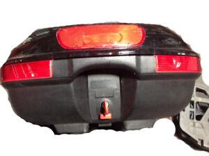 Original Honda CBF600 Topcase with carrier