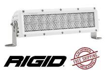 "Rigid Industries E-Series PRO 10"" LED Light Bar - Diffused - White Body 810513"