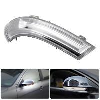 For VW Golf Passat Jetta Right Side Wing Mirror Turn Signal Light Len Cover Case