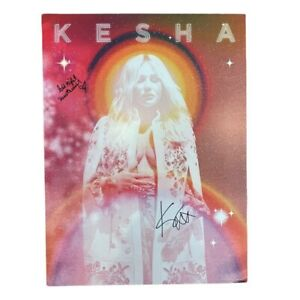 *SIGNED & Personalized* 'Hold Tight Sweetheart' Rainbow Tour Poster