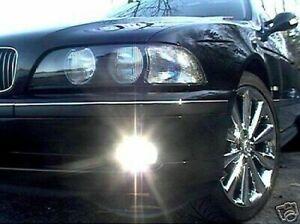 BMW E39 5 Series 1997-2000 Clear Headlamp Housings For Xenon Headlamps OEM Hella