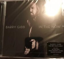 BARRY GIBB - IN THE NOW. NEW CD SEALED