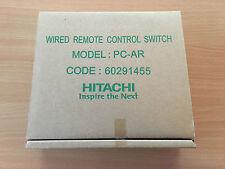 Hitachi PC-AR 60291455 Hard Wired Controller Air Avec Télécommande Air Avec