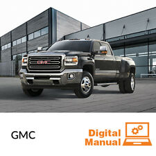 GMC Med/Heavy Truck - Service and Repair Manual 30 Day Online Access