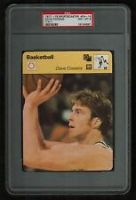 PSA 8 DAVE COWENS Sportscaster Basketball Card #04-14 ITALY