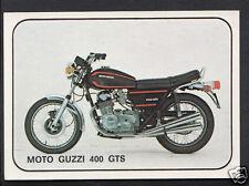 PANINI STICKER-MOTO SPORT 1979 Sticker N. 275-MOTO GUZZI 400 GTS