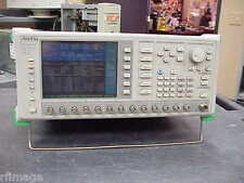 ANRITSU MG3681A DIGITAL SIGNAL GENERATOR 250KHZ-3GHZ-Options- 2/11/WCDMA