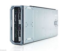 Dell PowerEdge M600 CTO Barebones Servidor Blade + disipadores térmicos, Ethernet XM755