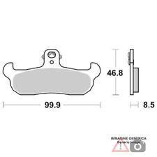 PASTIGLIE FRENO ANTERIORE MOTO MORINI Excalibur 501 89/> SBS 608SI