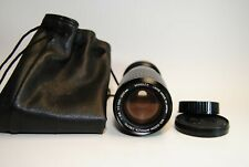 Minolta Md Zoom Celtic 100-200mm F5.6 Lens