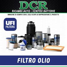 Filtro DE aceite UFI 23.439.00 CITROËN C3 II (SC_) 1.2 VTi 82CV 60KW de 06/2012