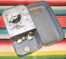 Vintage Reliance Manual Time Switch Type 442 633 Series 120 V