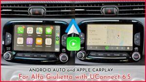 Alfa Romeo Giulietta 2014>   Apple Carplay Andriod Auto upgrade Retrofit