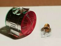 AMERICAN FLYER  REVOLVE BEACON TOP & 1 DIMPLE BULB KIT - PERFECT FIT