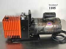 Alcatel 1004A Vacuum Pump (sold as is)