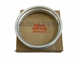 Royal Enfield GT Continental 650 & Interceptor 650 Rear Wheel Rim 3.5X18 Silver