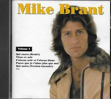 CD album: Compilation: Mike Brant Vol. 4. Polygram. Z
