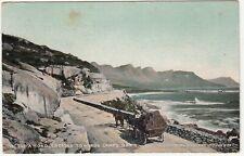 CGH: Postcard, Victoria Road Looking Towards Camp's Bay: Woodstock-Putney, 1906