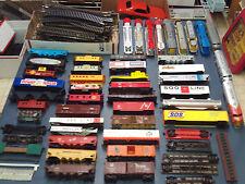 HUGE Ho Scale Train Junkyard Parts Parts & More Parts