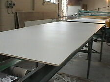 White Laminated 10mm Plasterboard Sheets-3100mm*1200mm*10mm- were $49.10 each